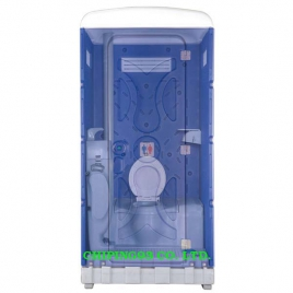 Portable toilet ( double-ply)-Seat type