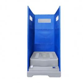 直落式流动厕所(无冲水装备)