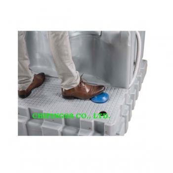 坐式流動廁所(單層側板)