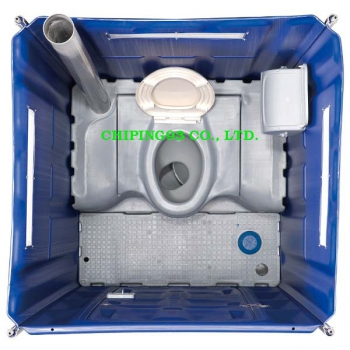 Portable toilet ( Single-Ply)-Seat type