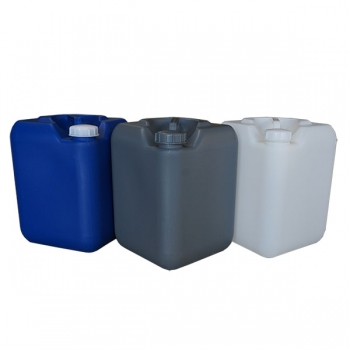 20 liters plastic drum with small opening