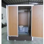 VIP portable toilet